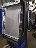 Регал б у Росс Модена 0,9м, горка холодильная бу, фото 1