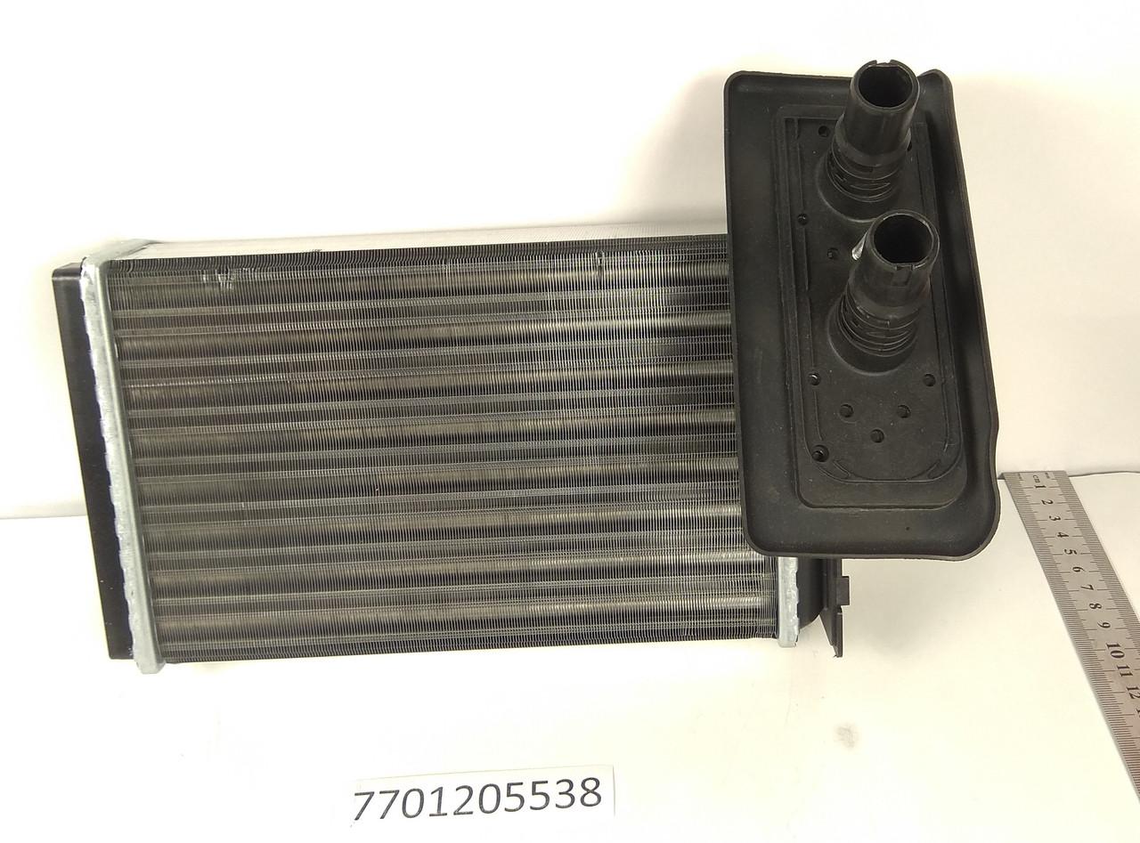 Радиатор печки Renault Kangoo 1997- KEMP