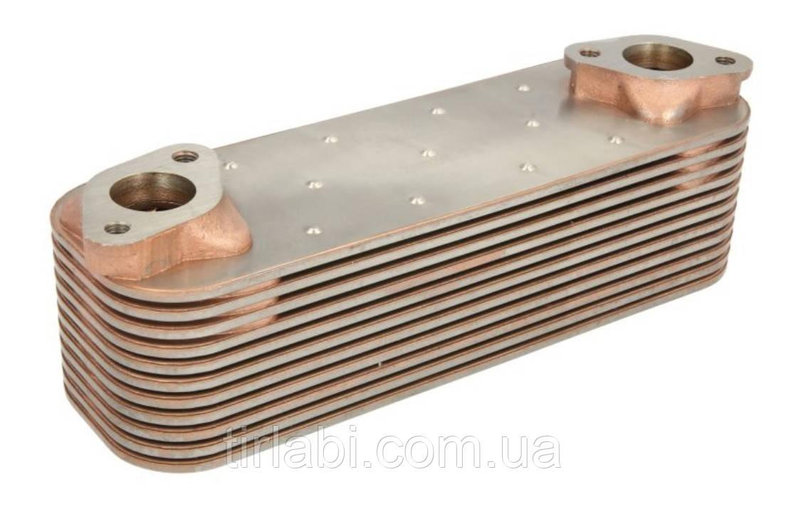 Масляный радиатор MAN D2066/D2676