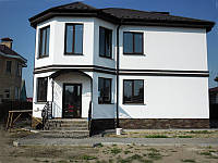 Утепление домов пенопластом 100 мм