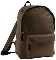 Рюкзак фирмы Rider коричневого цвета