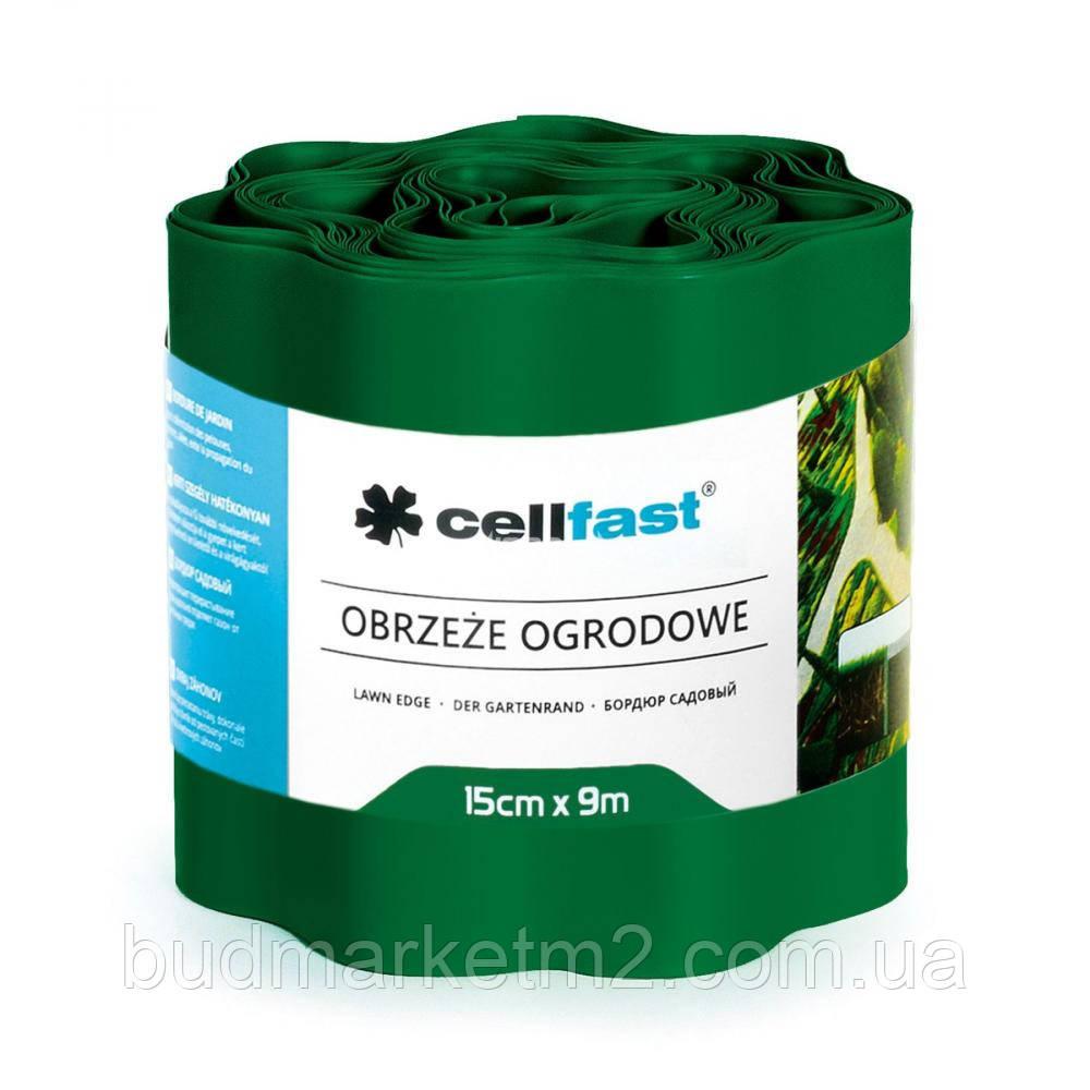 Бордюрная лента Cellfast  9м х 15см