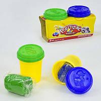 Тесто для лепки 9234 (144) 2шт в коробке