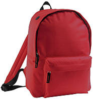 Рюкзак фирмы Rider красного цвета
