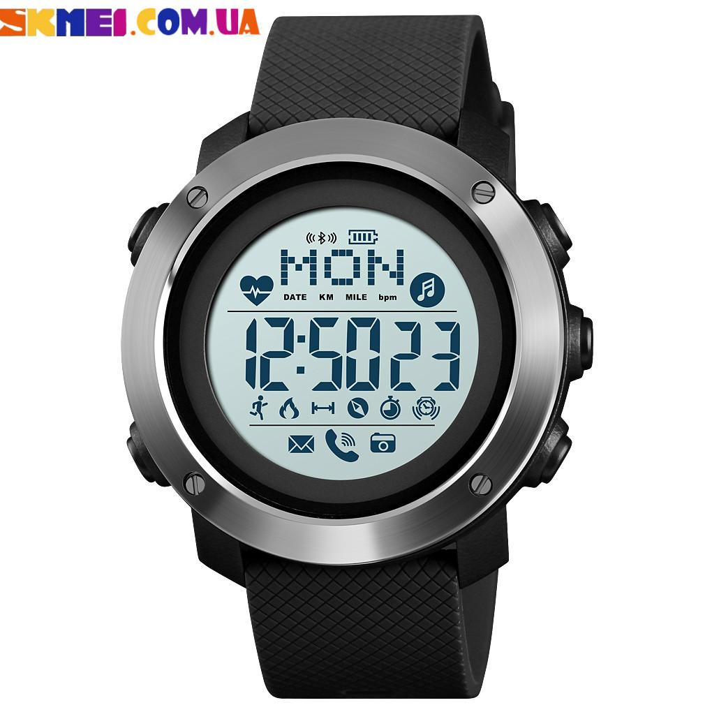 Розумний годинник (Smart Watch) SKMEI 1511 Black