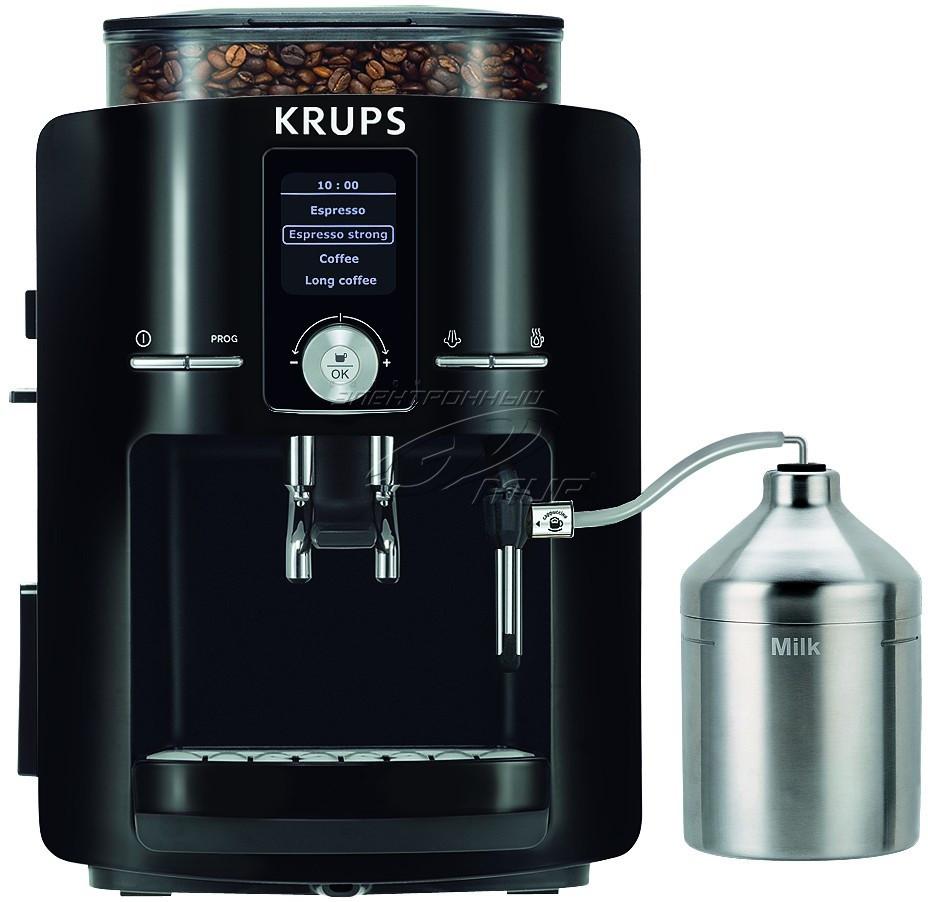 Кофеварка эспрессо KRUPS EA 8250