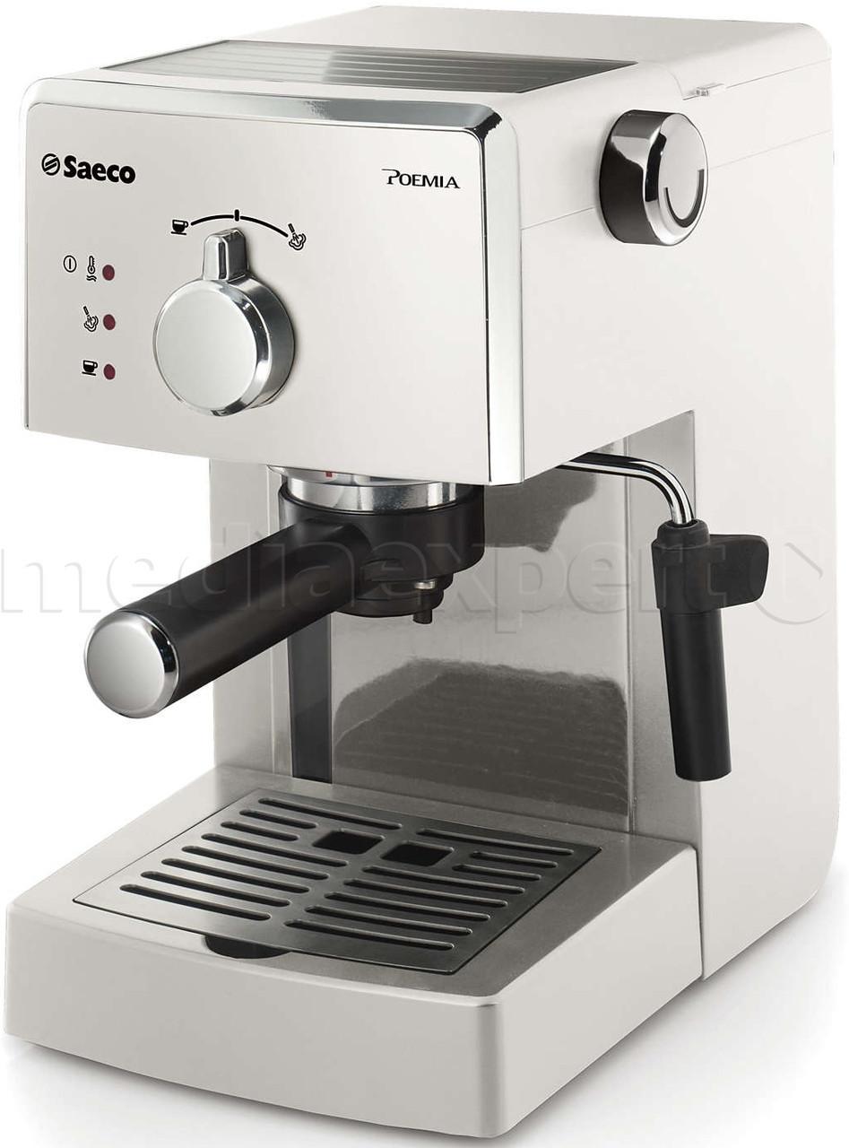 Рожковая кофеварка эспрессо SAECO HD8423/28 Biały
