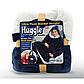 Толстовка - плед с капюшоном HUGGLE HOODIE - BLANKET, фото 7