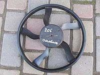 Крыльчатка вентилятора радиатора дляPeugeot 206 Partner 1 Citroen Berlingo 1 Xsara 1, 1830806016, фото 1