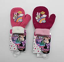 {есть:Один размер} Варежки для девочек Disney. Артикул: MIN-A-GLOVES-131
