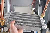 Очистка от накипи теплообменника газового котла и колонки