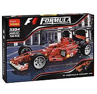 Конструктор Decool Formula-1 Ferrari  726 деталей, фото 1