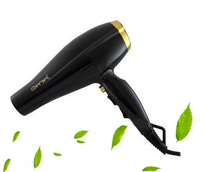 Професійний потужний фен для волосся Gemei GM-1765 2800W