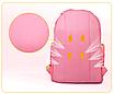 Рюкзак женский городской Вишенка Розовый, фото 3