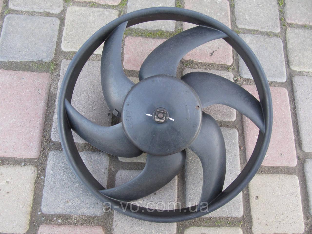 Вентилятор основного радиатора для Peugeot 306 406 Partner Citroen Berlingo Xsara Picasso