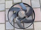Вентилятор основного радиатора для Peugeot 306 406 Partner Citroen Berlingo Xsara Picasso, фото 2