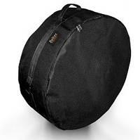 """D13-14 черная сумка для запасного колеса  тканевая """"Beltex"""" (60*19)  S"""