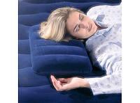 Надувная прямоугольная дорожная подушка INTEX (43х 28х 9см) 68672