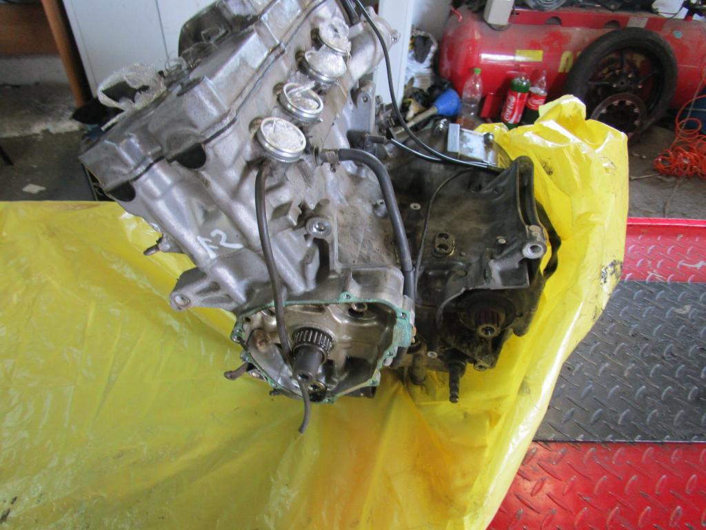 двигатель Honda Cbr600 F2 Pc25 купить цена в интернет магазине мото