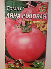 Томат Ляна розовая сверхранний 3 г (минимальный заказ 10 пачек)