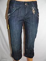 Капри джинсовые оптом