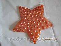 Морская звезда ОРТОпедическая. Оптом мини-коврик, фото 1
