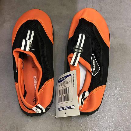 Обувь для пляжа и бассейна - Cressi Reef 44, фото 2