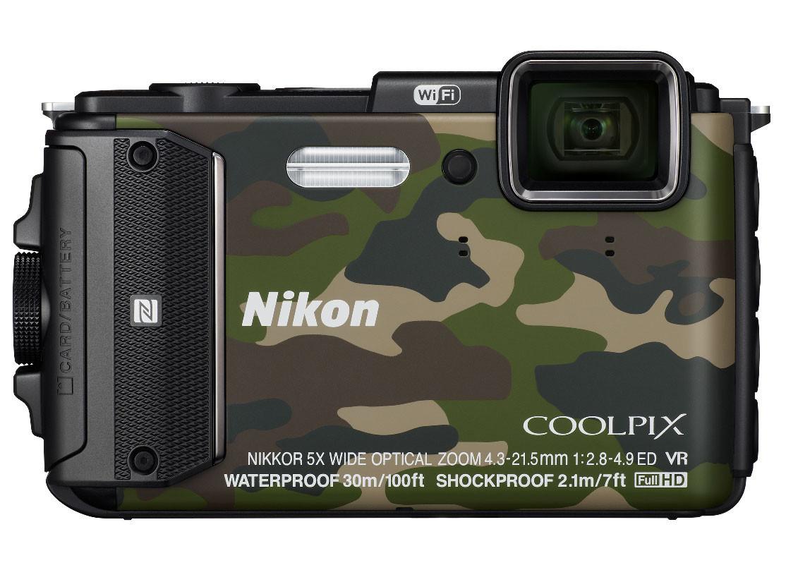 Фотокамера NIKON Coolpix AW130