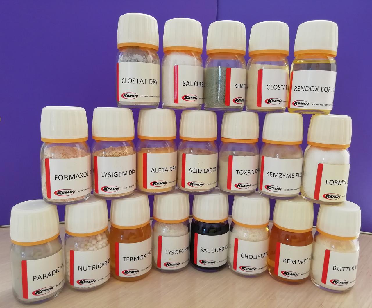 САЛ КАРБ К2 (жидкий) - для снижения патогенной микрофлоры в воде, сырье