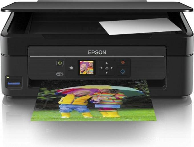 МФУ Epson Expression Home XP-342 WiFi 3-в-1 (C11CF31401)