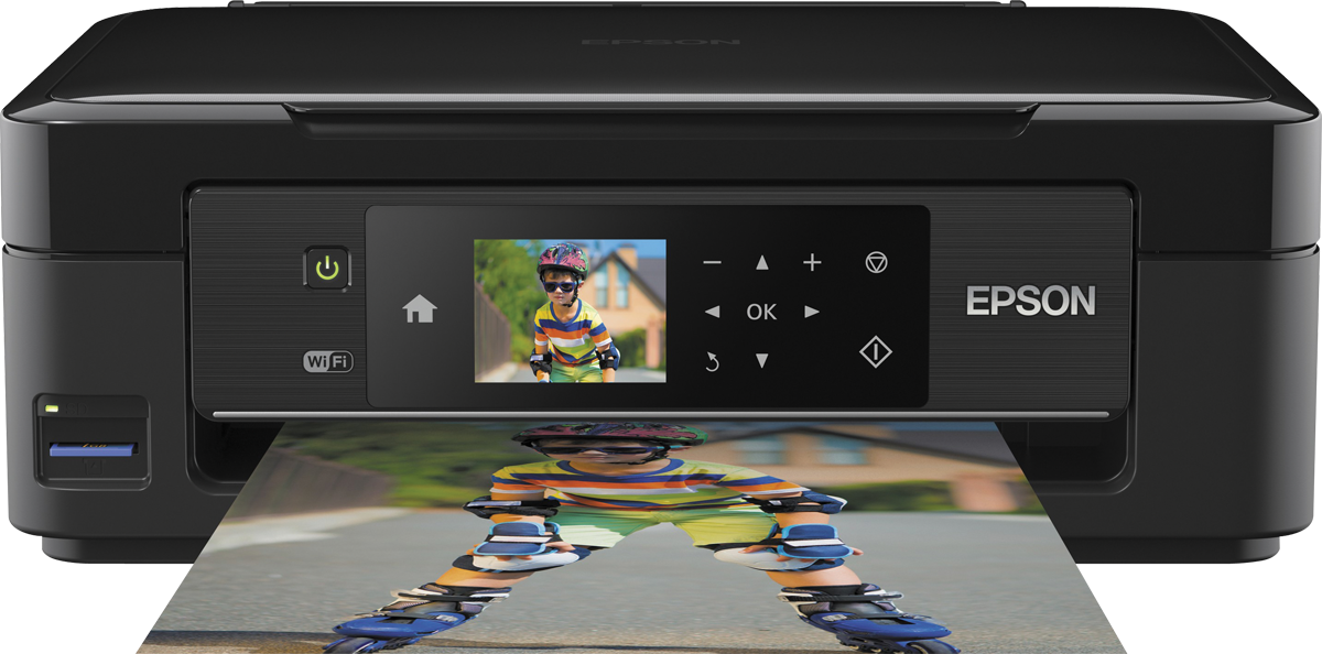 МФУ Epson Expression Home XP-432 (C11CE62401)