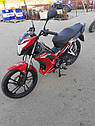 Мотоцикл SPARK SP125C-3WQ Полуавтомат+Доставка бесплатно, фото 5