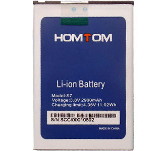 Аккумулятор HomTom S7, 2900 mAh Оригинал