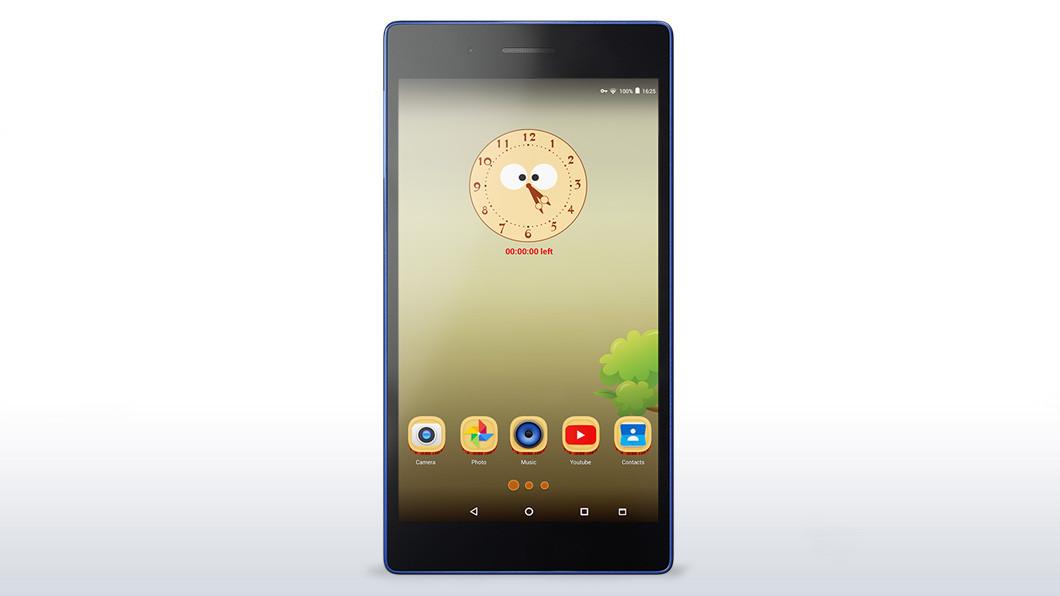 Планшет LENOVO TB3-730X MT8735P 1GB 16GB  4G LTE BLACK