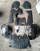 Защита АКПП двигателя бампера BMW X5 E70