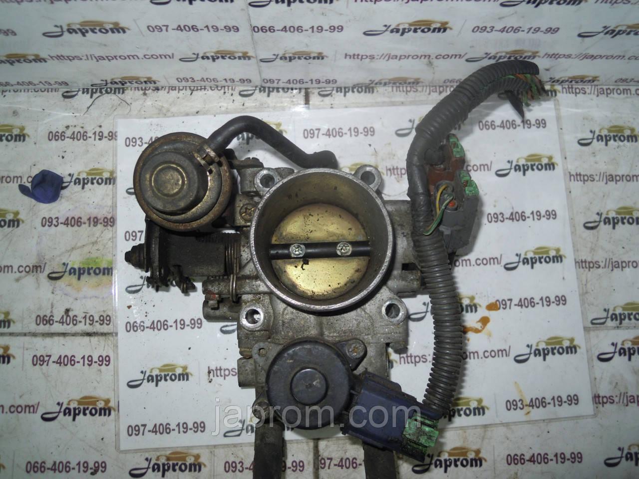 Дроссельная заслонка Nissan Primera P11 2000-2002г.в. SR20 2.0 бензин RTR60-62 рестайл