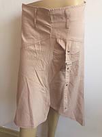Женская юбка нежно-розовая