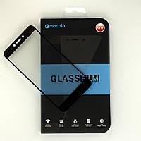 Защитное стекло MOCOLO для Xiaomi Redmi 5A полноэкранное черное