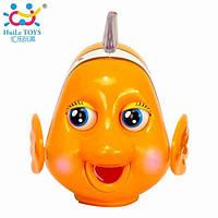 Детская игрушка Huile toys Рыбка клоун