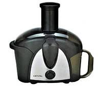 Кухонная электрическая соковыжималка Crystal CR 311 500 W | цитрус пресс