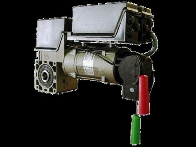 Привод GFA SE 5.24 со встроенным блоком управления