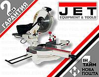 Торцовочная пила JET JSMS-10L (Торцовка с протяжкой Углорез)