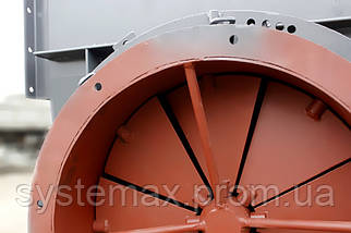 ДН-17 дымосос промышленный центробежный, фото 3