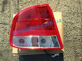 Фонарь задний для Chevrolet Aveo седан '04-06 левый (FPS)