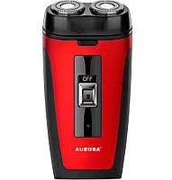 Электробритва AURORA 456 красный