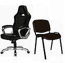 Кресла офисного типа, геймерские