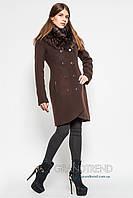 Теплое кашемировое пальто X-Woyz 8529