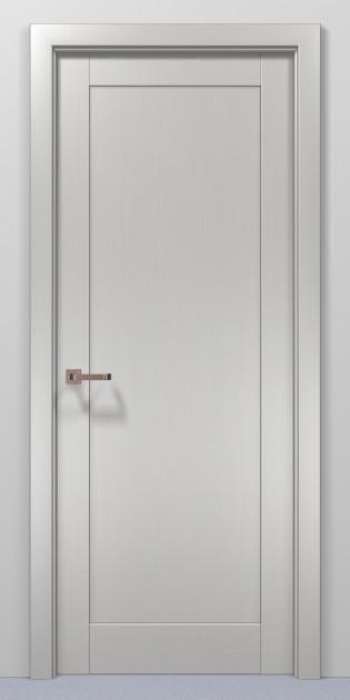 Двери Папа Карло Optima 03  клен белый 2000х610х40
