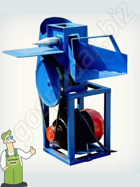 Купить Кускорез, дровокол, универсальный измельчитель древесины веток диаметром до 50мм с двигателем