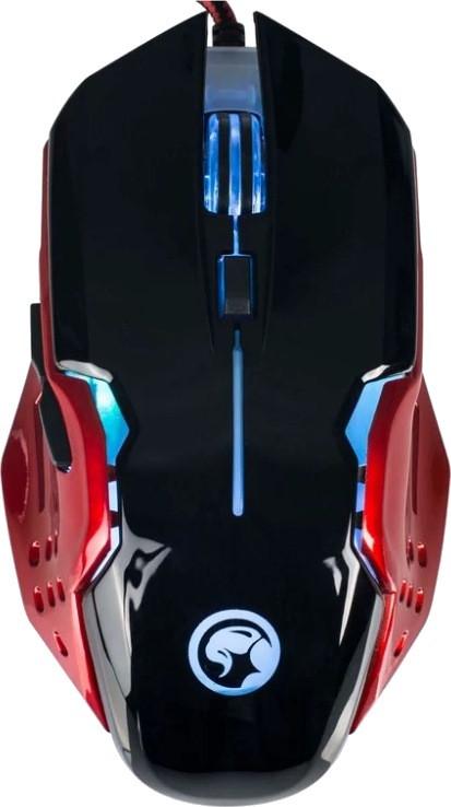 Оптическая игровая мышь Б/У Marvo Scorpion M416 (6 кнопок, 2400 dpi, подсветка)